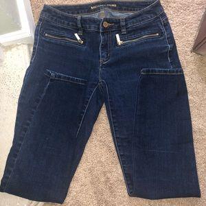 Michael Kors skinny ankle jeans size 2.  EUC